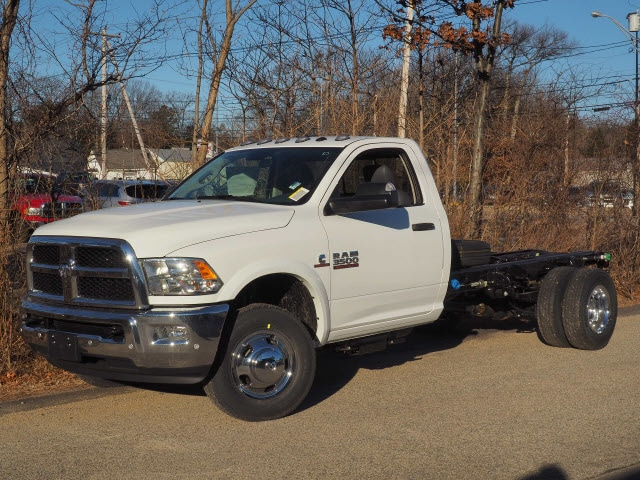 2018 Ram 3500 Regular Cab DRW 4x4,  Cab Chassis #S3966 - photo 3