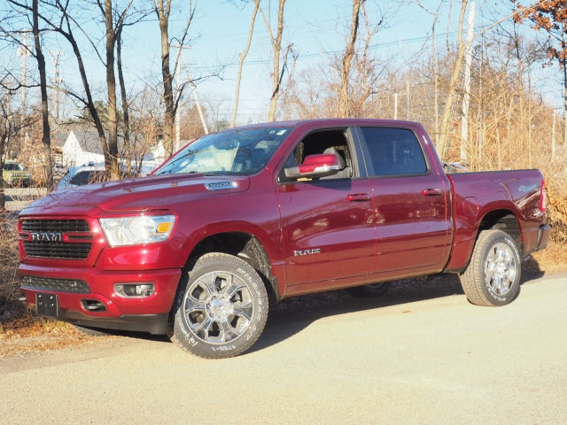 2019 Ram 1500 Crew Cab 4x4,  Pickup #S3977 - photo 3