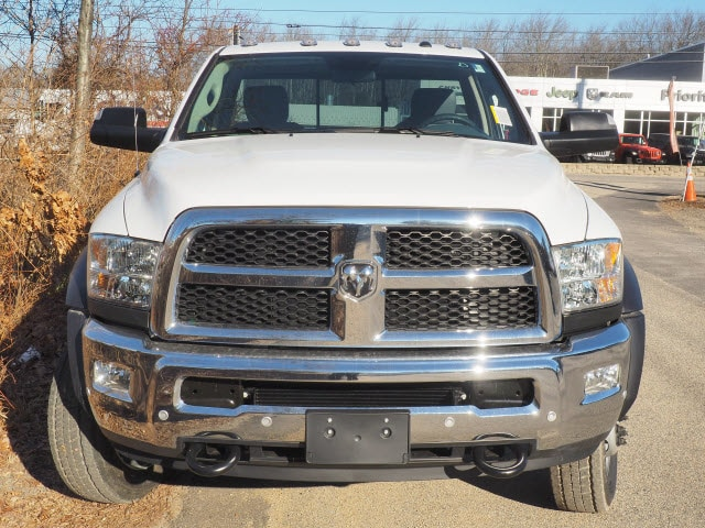 2018 Ram 5500 Regular Cab DRW 4x4,  Cab Chassis #S4001 - photo 3