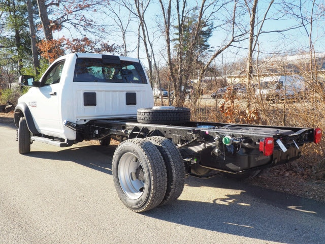 2018 Ram 5500 Regular Cab DRW 4x4,  Cab Chassis #S4001 - photo 2