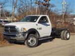 2018 Ram 5500 Regular Cab DRW 4x4,  Cab Chassis #S4001 - photo 1