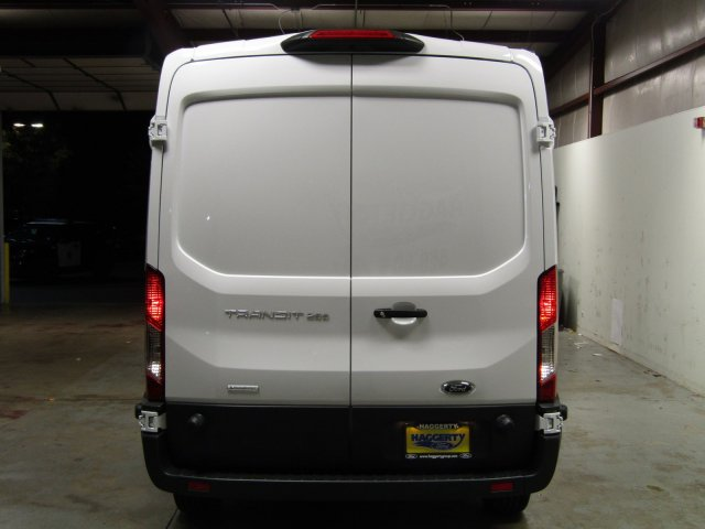 2018 Transit 250 Med Roof 4x2,  Empty Cargo Van #18016 - photo 6