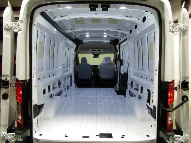 2018 Transit 250 Med Roof 4x2,  Empty Cargo Van #18016 - photo 2