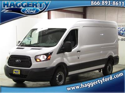 2018 Transit 250 Med Roof 4x2,  Empty Cargo Van #18016 - photo 1