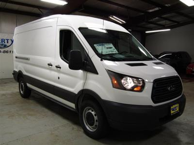 2018 Transit 250 Med Roof 4x2,  Empty Cargo Van #18016 - photo 5