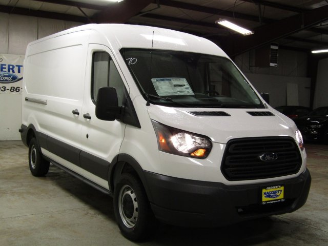 2018 Transit 250 Med Roof 4x2,  Empty Cargo Van #18301 - photo 23