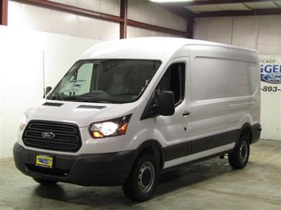 2018 Transit 250 Med Roof 4x2,  Empty Cargo Van #18301 - photo 1