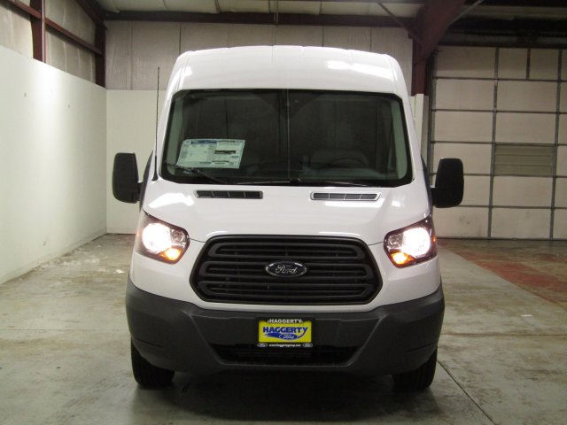 2018 Transit 250 Med Roof 4x2,  Empty Cargo Van #18364 - photo 4