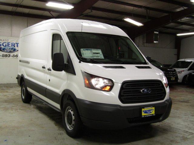 2018 Transit 250 Med Roof 4x2,  Empty Cargo Van #18364 - photo 22