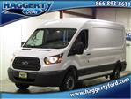 2018 Transit 250 Med Roof 4x2,  Empty Cargo Van #18390 - photo 1