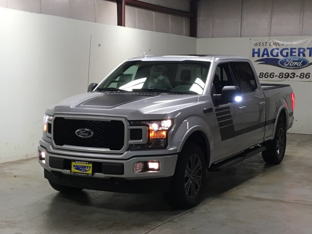 2018 F-150 SuperCrew Cab 4x4,  Pickup #18509 - photo 1
