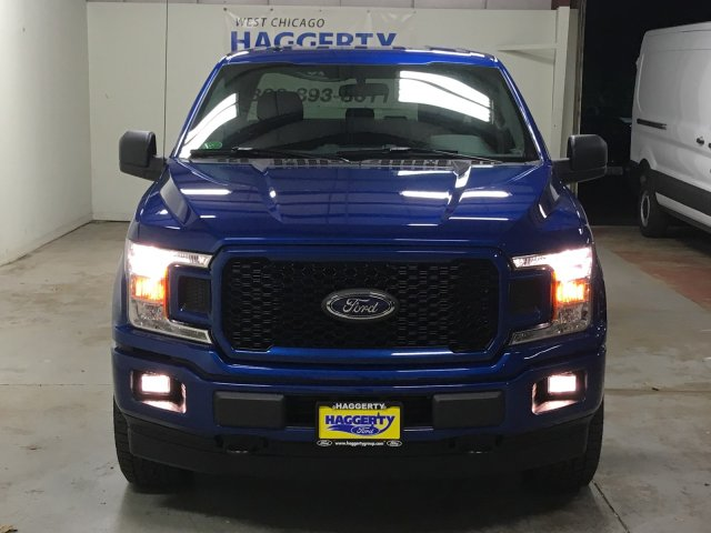 2018 F-150 Super Cab 4x4,  Pickup #18521 - photo 4