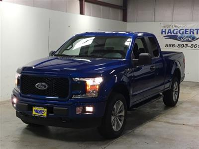 2018 F-150 Super Cab 4x4,  Pickup #18521 - photo 1