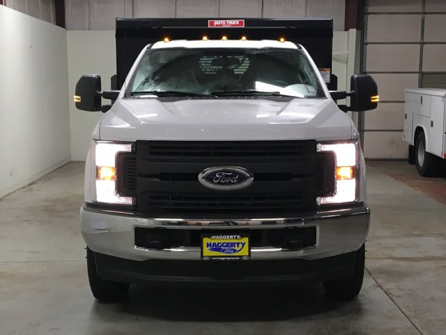 2019 F-350 Regular Cab DRW 4x4,  Rugby Dump Body #80726 - photo 3