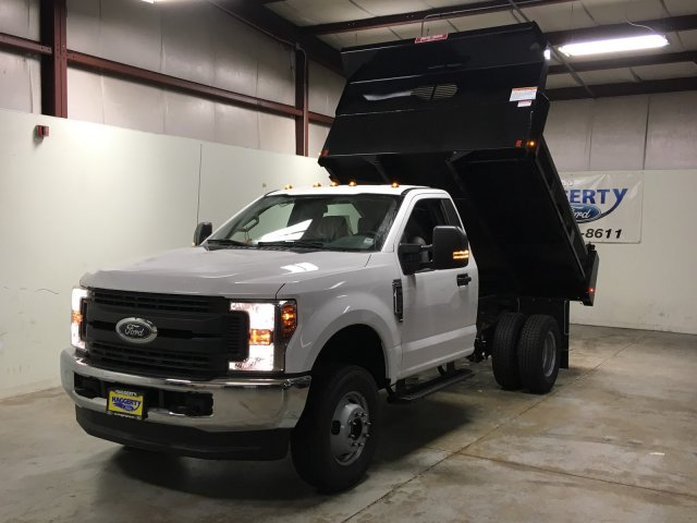 2019 F-350 Regular Cab DRW 4x4,  Rugby Dump Body #80726 - photo 20