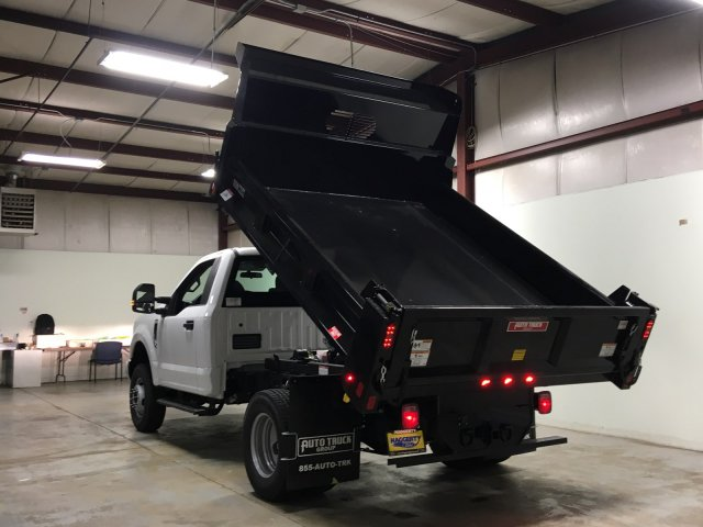 2019 F-350 Regular Cab DRW 4x4,  Rugby Dump Body #80726 - photo 21