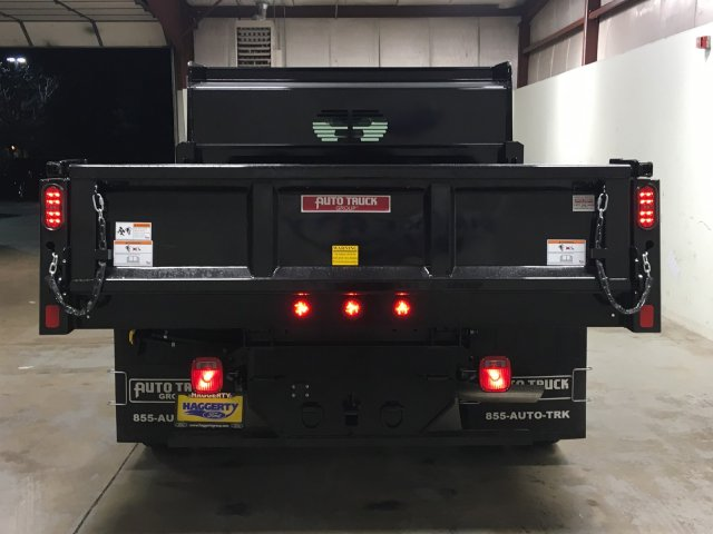 2019 F-350 Regular Cab DRW 4x4,  Rugby Dump Body #80726 - photo 5