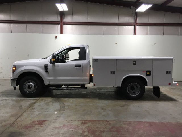 2019 F-350 Regular Cab DRW 4x2,  Reading Service Body #80732 - photo 2