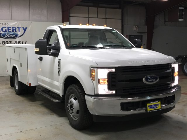 2019 F-350 Regular Cab DRW 4x2,  Reading Service Body #80732 - photo 23