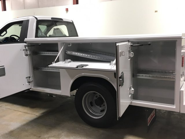 2019 F-350 Regular Cab DRW 4x2,  Reading Service Body #80732 - photo 7