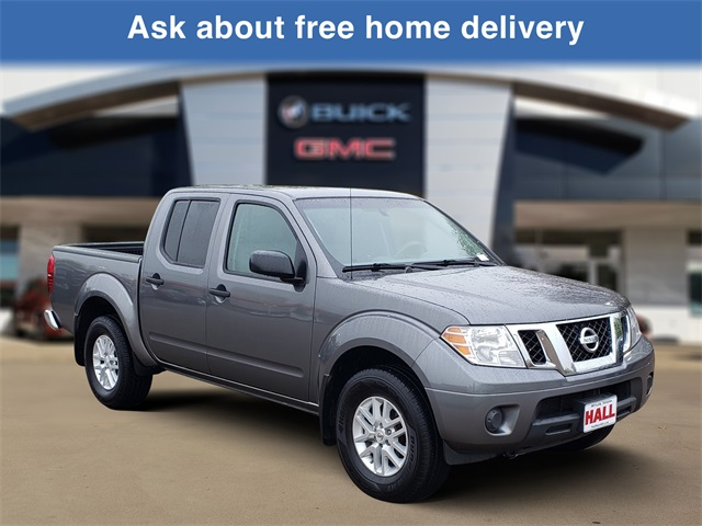 2019 Nissan Frontier Crew Cab 4x4, Pickup #6311U - photo 1
