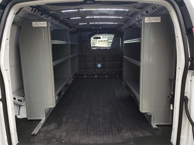 2019 GMC Savana 2500 4x2, Adrian Steel Upfitted Cargo Van #G191175 - photo 1