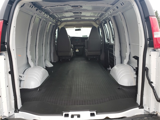 2019 GMC Savana 2500 4x2, Empty Cargo Van #G19974 - photo 1