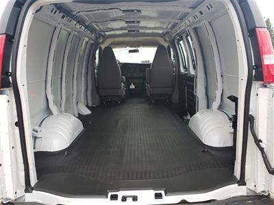 2019 Savana 2500 4x2, Empty Cargo Van #G19974 - photo 2