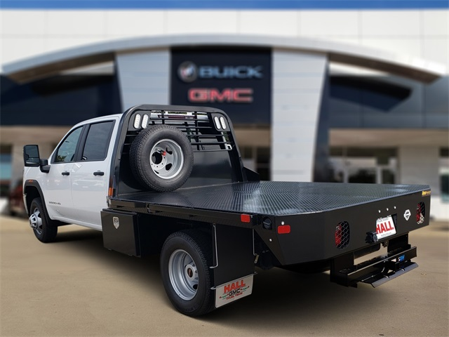 2020 GMC Sierra 3500 Crew Cab 4x4, CM Truck Beds Platform Body #G201038 - photo 1