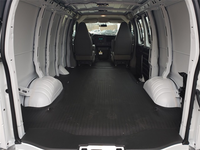 2020 Savana 2500 4x2, Empty Cargo Van #G20287 - photo 1