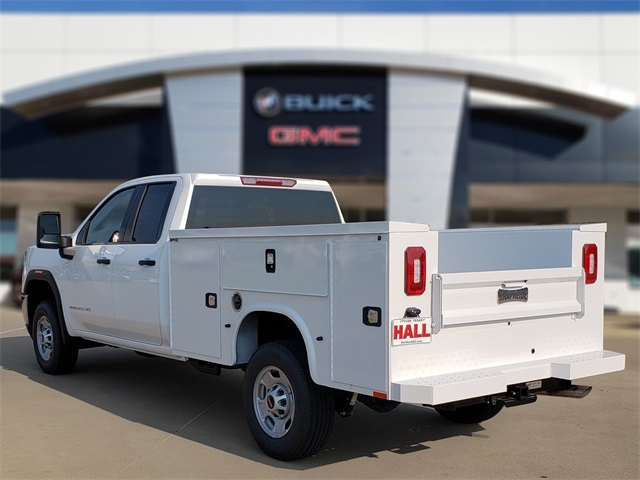 2020 GMC Sierra 2500 Double Cab 4x2, Knapheide Steel Service Body #G20452 - photo 2