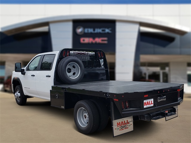 2020 GMC Sierra 3500 Crew Cab 4x2, Knapheide Platform Body #G20497 - photo 1
