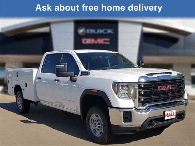 2020 Sierra 2500 Crew Cab 4x2, Knapheide Steel Service Body #G20815 - photo 1