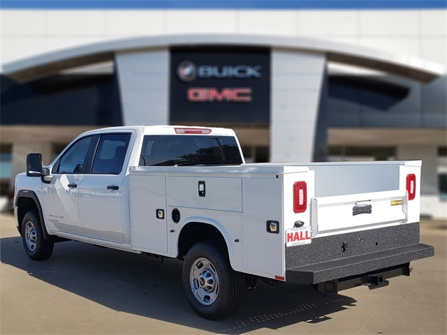 2020 Sierra 2500 Crew Cab 4x2, Knapheide Steel Service Body #G20815 - photo 2