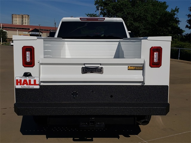 2020 Sierra 2500 Crew Cab 4x2, Knapheide Steel Service Body #G20815 - photo 4