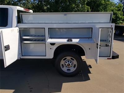 2020 Sierra 2500 Crew Cab 4x2, Knapheide Steel Service Body #G20815 - photo 7