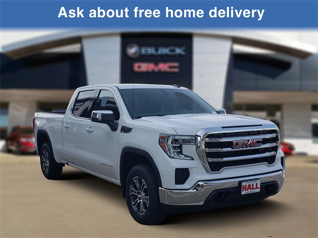 2020 GMC Sierra 1500 Crew Cab 4x4, Pickup #G20831 - photo 1
