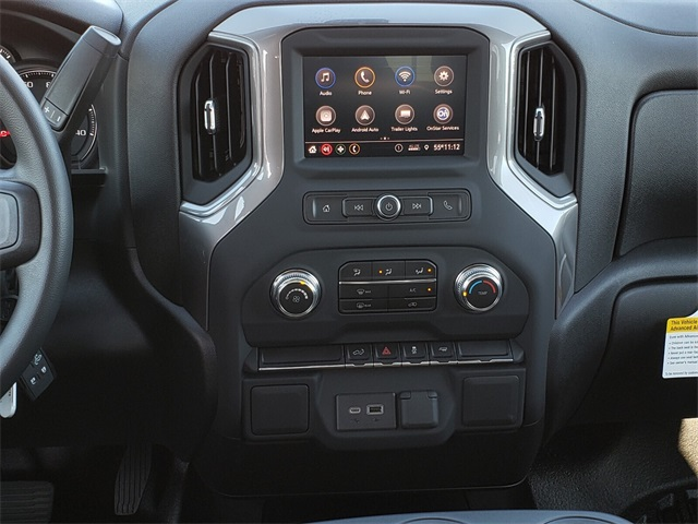 2021 GMC Sierra 1500 Double Cab 4x2, Pickup #G21354 - photo 12