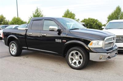 2013 Ram 1500 Quad Cab 4x4, Pickup #P12507 - photo 3