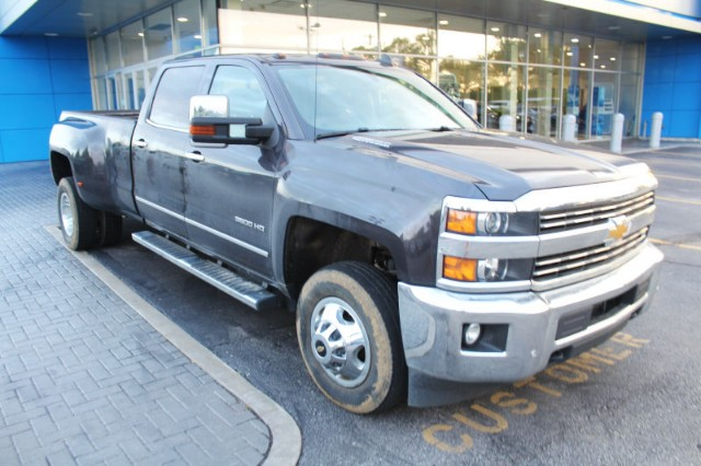 2015 Silverado 3500 Crew Cab 4x4,  Pickup #P12579 - photo 31