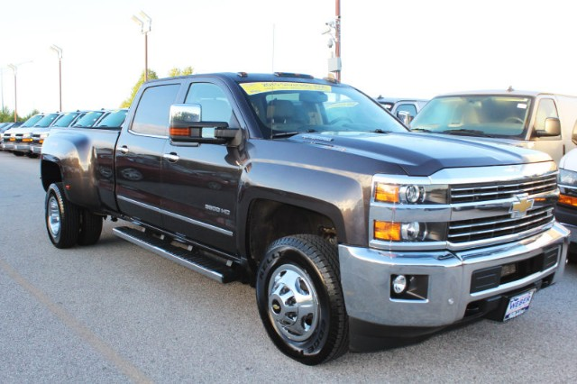 2015 Silverado 3500 Crew Cab 4x4,  Pickup #P12579 - photo 3