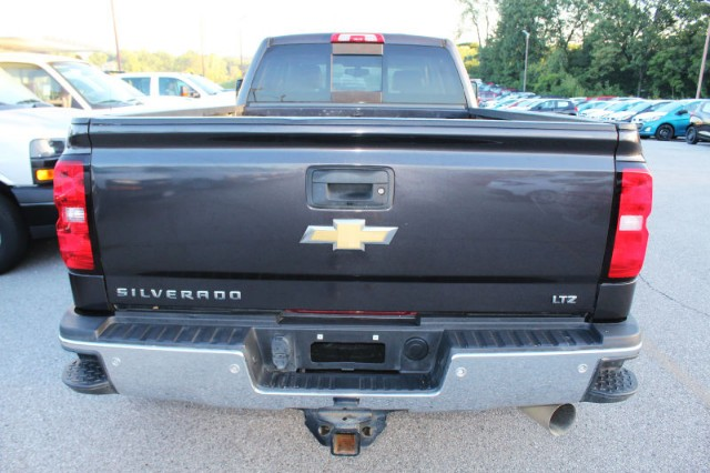 2015 Silverado 3500 Crew Cab 4x4,  Pickup #P12579 - photo 4