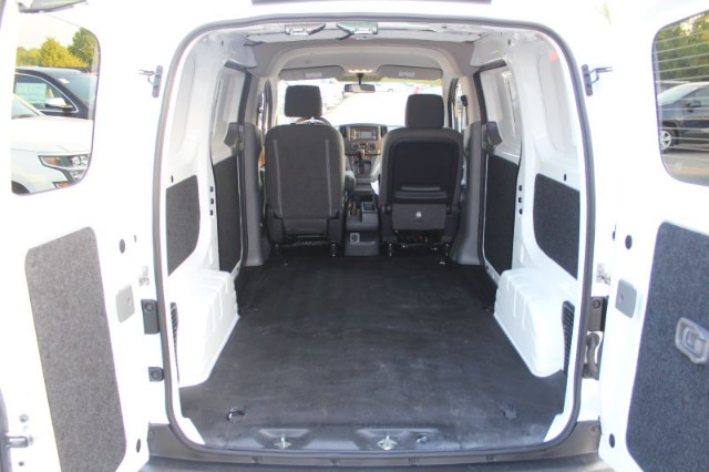 2015 Chevrolet City Express FWD, Empty Cargo Van #P12592 - photo 1