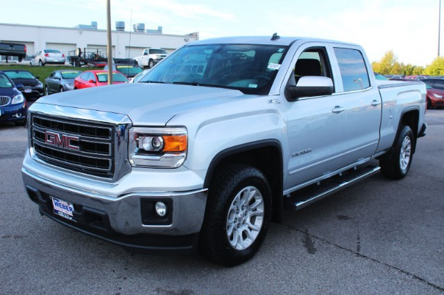 2014 Sierra 1500 Crew Cab 4x4,  Pickup #P12628 - photo 10