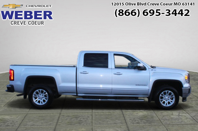 2014 GMC Sierra 1500 Crew Cab 4x4, Pickup #P12628 - photo 1