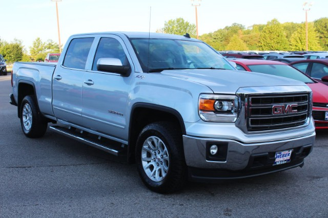 2014 Sierra 1500 Crew Cab 4x4,  Pickup #P12628 - photo 3