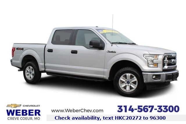 2017 Ford F-150 SuperCrew Cab 4x4, Pickup #P13672 - photo 1