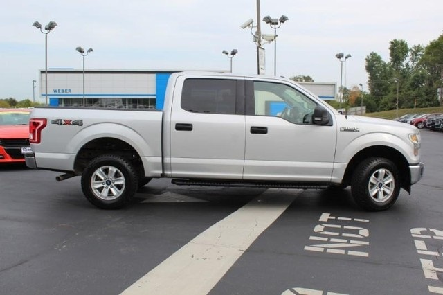 2017 Ford F-150 SuperCrew Cab 4x4, Pickup #P13672 - photo 11