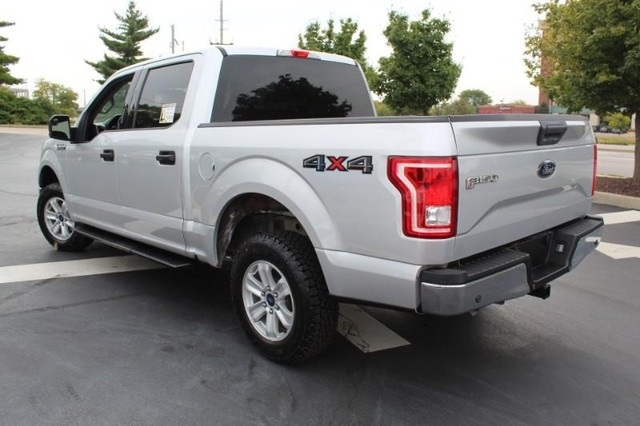 2017 Ford F-150 SuperCrew Cab 4x4, Pickup #P13672 - photo 12