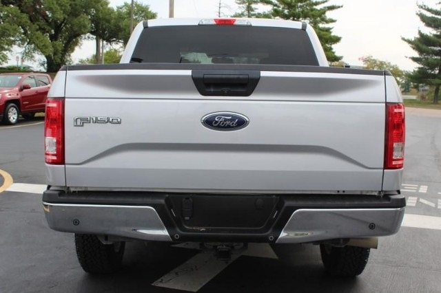 2017 Ford F-150 SuperCrew Cab 4x4, Pickup #P13672 - photo 15